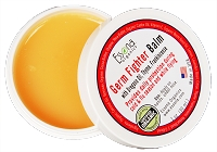 Germ Fighter Balm with Oregano Oil, Thyme, Frankincense.